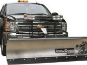 MD Series Half ton truck plow