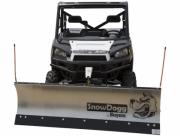 MUT Series UTV plow